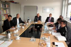 Übereinstimmung in der Diskussion - Consenso en la discusión