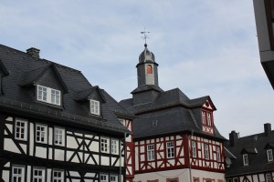 Besuch in Dillenburg - Visita en Dillenburg