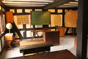 Schule im Museum Hessenpark