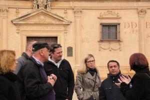 Besichtigung der historischen Altstadt von Ubeda