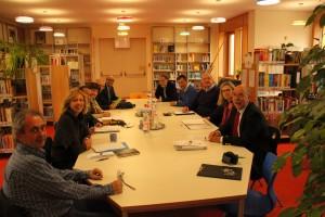 Abschlusstreffen in Gießen