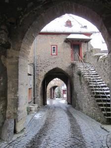 Besuch der Burg Braunfels