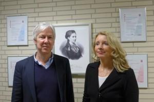 Karl-Heinz Bremer und Christiane Binz